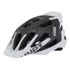 UVEX quatro pro Helmet black-white mat